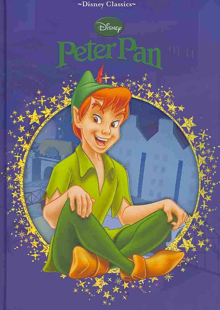 Peter Pan By Parragon (COR)
