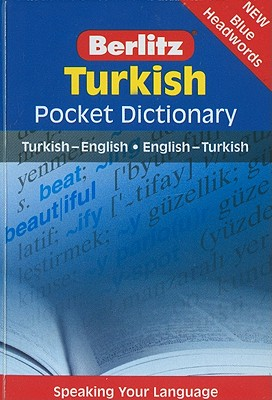 Turkish Pocket Dictionary By Berlitz International, Inc.